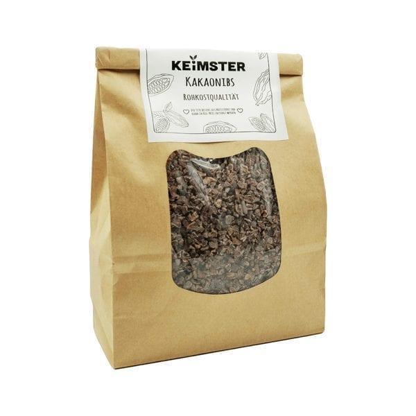 Bio Kakaonibs Großpackung