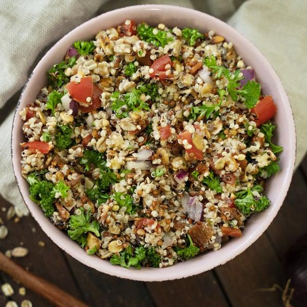 4-Körner-Salat